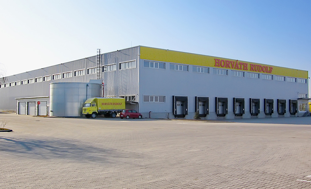 HORVÁTH RUDOLF INTERTRANSPORT LTD.